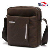 600d Twill First-Rate Attractive Reasonable Price Casual Vintage Mens Tarpaulin Waxed Canvas Shoulder Bag for Teens