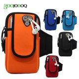 iPhone 5 5s Se 6 6s 7 / 7 Plus Gym Sports Running Armband Phone Case Cover Bag Arm Band Pouch Belt Wrist Strap