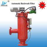 80m3/H Industrial Automatic Self-Cleaning Backwash Oil Brush Filter Water Purification