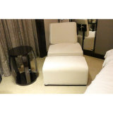 Hotel Bedroom Set Specific Use Wood Material Guest Room Furniture (S01)