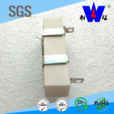 RX27-4HS, HV, Cement Resistor, with Support, Ceramic Resistor