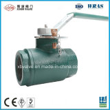 Hoop-Join/ Ductile Iron  Clamp Ball Valve