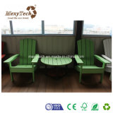 Outdoor Customized Multiple Colors PS Wood Beach Chair for Sale