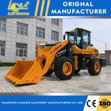 1m3 Capacity Bucket Articulated Compact Mini Wheel Loader for Construction Industry