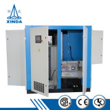 Screw Air Compressor Price Cheap Double Stage Oil Free Air Compressor