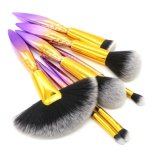 7PCS Foundation Eye Shadow Custom Make up Brush Wholesale