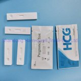 CE Chinese Manufacturer Medical Device Human Chorionic Pregnancy Test HCG Cassette