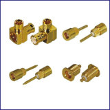 MCX RF Coxial Connectors for Cable and PCB
