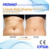 RF Laser Vacuum Cavitation Cryolipolysis Fat Freezing Body Beauty Slimming Machine