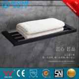 Bathroom Accessories 304 Ss Black Towel Rack Bm851003b