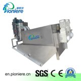 Screw Type Sludge Dewatering Machine for Chemical Industry