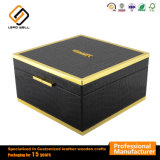 Metal Frame High-End Quality Cosmetic Makeup Case