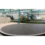Multi Drilling Service for Large Baffle Plate or Tube Sheet