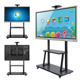 USB, VGA, HDMI Large Format LCD Panel Touch Screen Monitor for School or Office