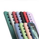 Wholesale Price Colorful Solid Soft Rubber Liquid Silicone Phone Back Cover for Xiaomi 10 Lite Note10 PRO 9se X3 NFC
