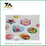 Cheap Custom Design Factory Direct Plastic Sticker