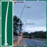 15 Foot Wind Resistant Aluminum Lighting Pole for Small Way