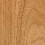 Natural Cherry Wood Veneered Fancy Laminated Plywood Board for Decoration