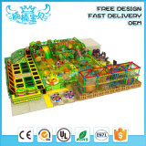 Commercial Kids Amusement Equipment Soft Playground Withe Trampoline Park
