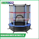 55inch Kids Mini Round Trampoline with Safety Enclosure for Sale