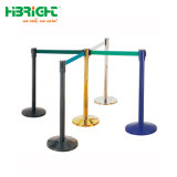 Retractable Strap Crowd Control Belt Barriers