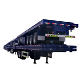 40' Container Transportation Vehicle, long vehicles