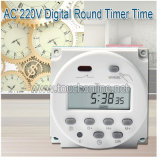 AC 220V Digital Round Timer Time