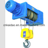 Single Rail Electric Wire Rope Hoist