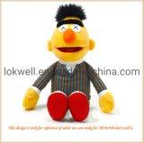 Plush Stuffed Cartoon Man Character Doll Home Decoration Gift