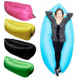 Lounge Sleep Bag Self Inflated Beanbag