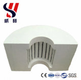 Vacuum Formed Ceramic Fiber Special Shape Products Use for Industrial Kiln