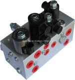 Scissor Aerial Platform Hydraulic Control Valve, Control Valve for Aerial Lift Platform, Mobile Hydraulic Scissor Lift Control Valve