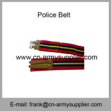 Wholesale Cheap China Military Leather Buckle Kenya Army Police Belt