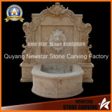 Stone Carving Weater Feature Wall Fountain Garden Decoration Wall Fountain