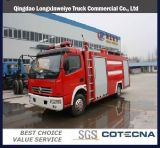 Dongfeng 4X2 3000L Small Water Fire Fighting Truck