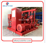 UL/FM Approved China Manufacturer Edj Fire Fighting System Electric Jockey Diesel Fire Pump
