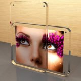 Acrylic Tabletop Magnetic Photo Frame Wall Mounted Screw Picture Frames Customized Wholesale