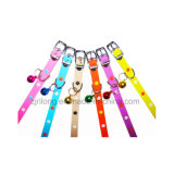 PVC Sun Flower Dog Collars Dp-CS1096