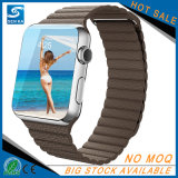 New Fashionable Stylish Leather Smart Watch Band for Apple Iwatch