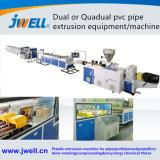 Jwell Plastic Drinking Water /Utilities Water/Chemical Handling/ Plumbing PVC UPVC CPVC PVDF Hose/Conduit/Tube/Pipe Extrusion/Extruding/Making Machine Price
