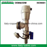 Hot Selling Ce Brass Forged Air Vent Ball Valves (IC-3076)
