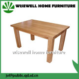 Solid Wood Dining Furniture Wooden Table