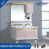 Simple Floor Standing High Quality PVC Bathroom Cabinet