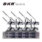Eight Channel Digital Wireless Meeting Microphone Kx-D718