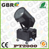 2kw-5kw Sky Track Light, Sky Searchlight