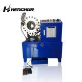 12 V Rubber Furel Hose PLC Control for Small Business Hose Crimper