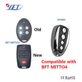 Wireless Bft Mitto2 Mitto4 Rcb02/04 Compatible Remote Control for Garage Door