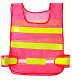 High Visibility Ventilate Safety Vest Reflective in Guangzhou