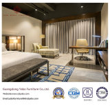 Concise Style Hotel Furniture with Walnut Bedroom Set (YB-813)