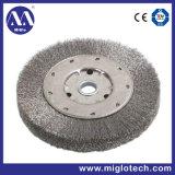 Customized Industrial Brush Wheel Brush for Deburring Polishing (WB-100068)